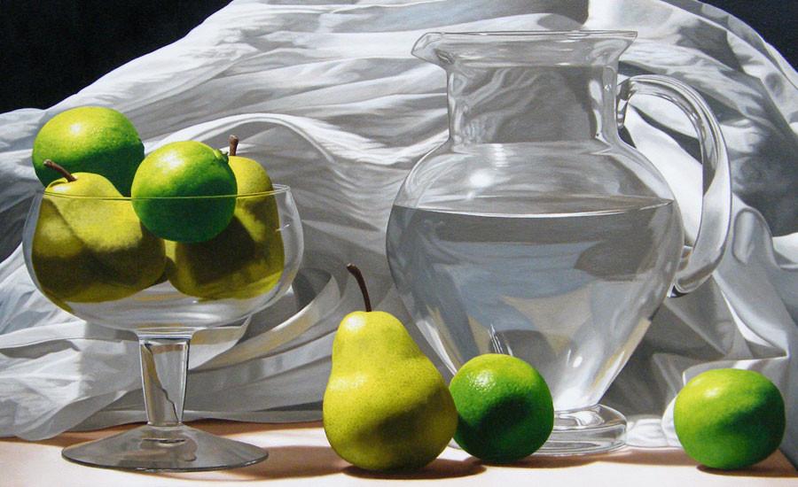 Renato Meziat, Lemons and Pears