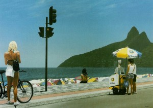 Ice Cream in Ipanema