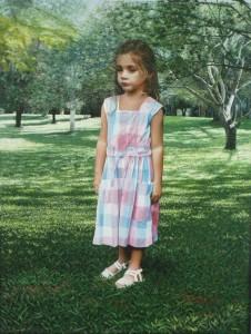 Retrato da Luiza