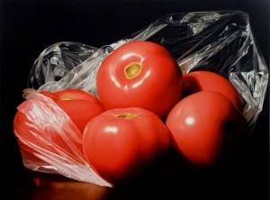 Tomatoes and Plastic